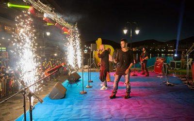 Χορηγός στο Θαλασσινό Καρναβάλι 2016 της Χαλκίδας